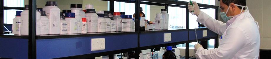 شركة كاد الشرق الأوسط للصناعات الدوائية - ضبط الجودة